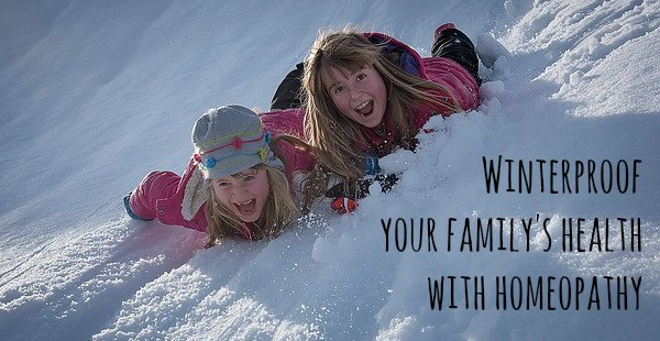 Winterproof your Family's Health with Homeopathy
