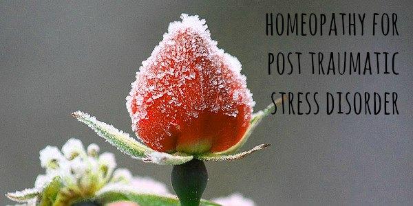 Homeopathy for PTSD