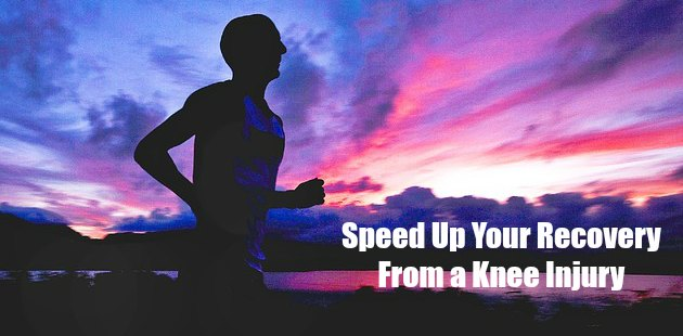 Speed Up Your Recovery From a Knee Injury