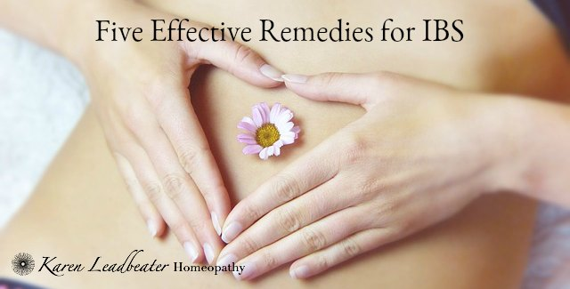 Five Effective Remedies for IBS