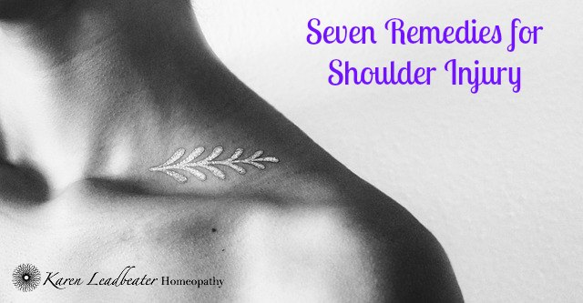 Seven Remedies for Shoulder Injury