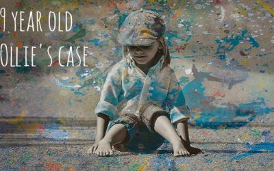 9 Year Old Ollie's Case: Anxiety, Sleeplessness and Compulsive Handwashing