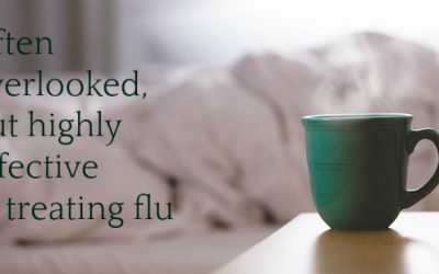 Often Overlooked, but Highly Effective in Treating Flu