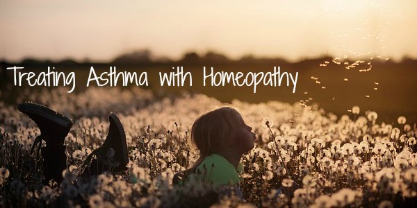 Treating Asthma with Homeopathy