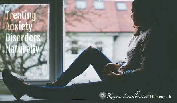 Treating Anxiety Disorders Naturally