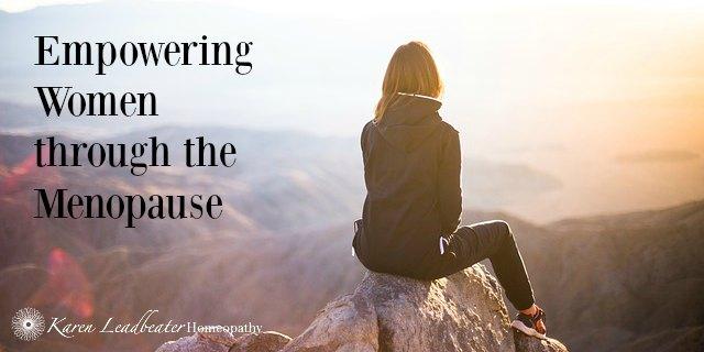 Empowering Women through the Menopause